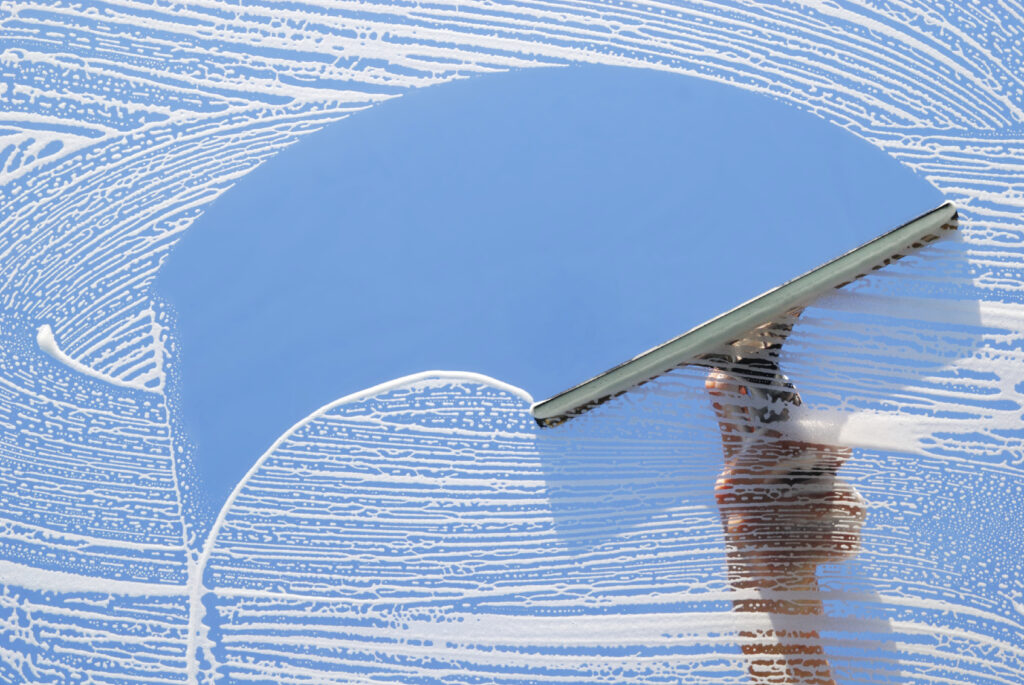 commercial window cleaning colleyville tx